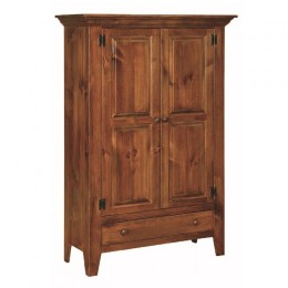Pine Large Jelly Cupboard