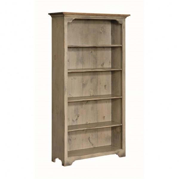 Pine 6' Bookcase