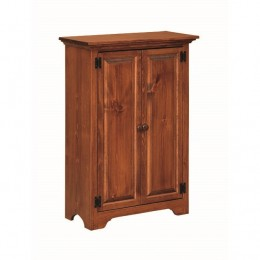 Pine Small Storage Cabinet
