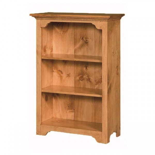 Pine Small Bookcase