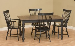 Maple Farm Table Set