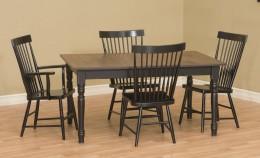 Maple Farm Table Set