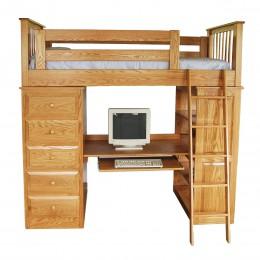 Child's Dream Loft Bed