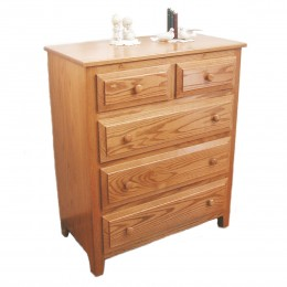 Child's 5 Drawer Chest of Drawers