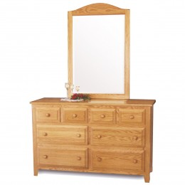 Child's Dresser with Mirror