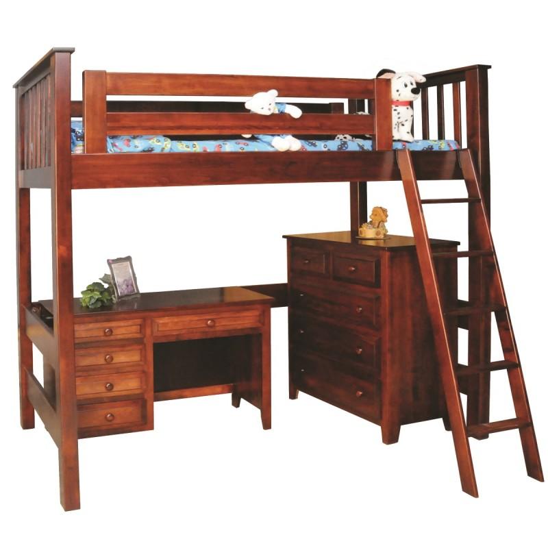 Ladder Storage Shelves