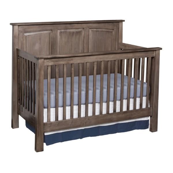 Shaker Convertible Panel Crib