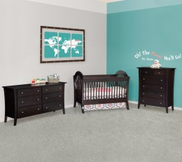 Manhattan Crib Set