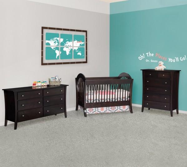Manhattan Crib Set