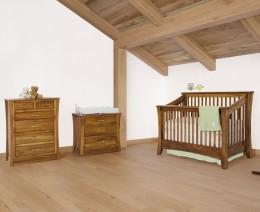 Carlisle Slat Crib Set