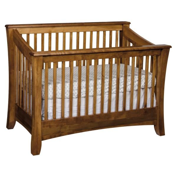Carlisle Convertible Slat Crib