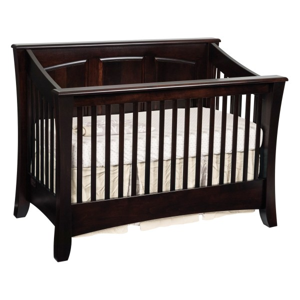 Carlisle Convertible Panel Crib