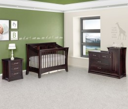 Carlisle Panel Crib Set