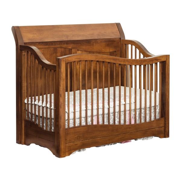 Tanessah Convertible Crib