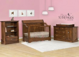 Tanessah Crib Set