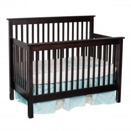 Economy Panel Crib