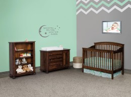 Hampton Crib Set