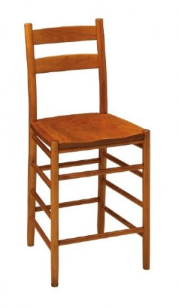 "Classic Shaker 24"" Counter Chair"