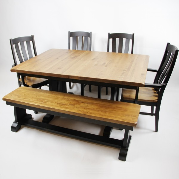 Rochester Dining Set Cherry Dining Set Amish Dining