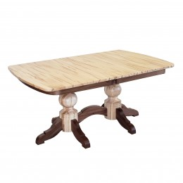 Wilmington Double Pedestal Table