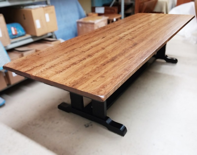 Custom Rochester Conference Table | Cherry Dining Table ...