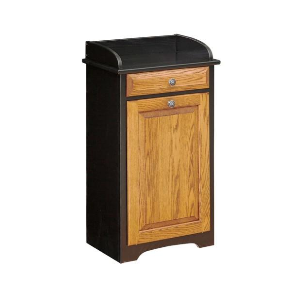Trash Bin With Drawer
