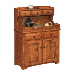 High Back Dry Sink