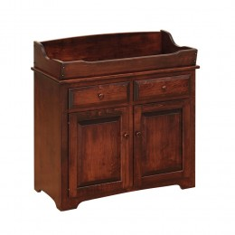 Low Back Dry Sink
