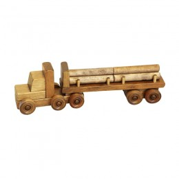 Child's Small Log Truck
