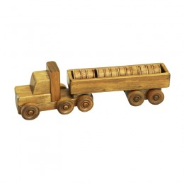 Child's Small Barrel Truck