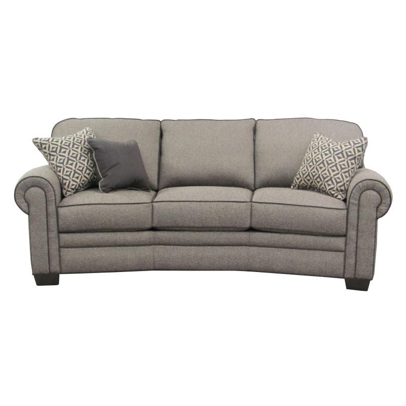 Baldwin Conversation Sofa Usa Made Upholstery Marshfield Country Lane Furniture