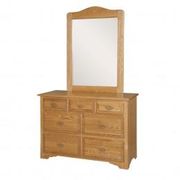 Springfield Small Dresser & Mirror