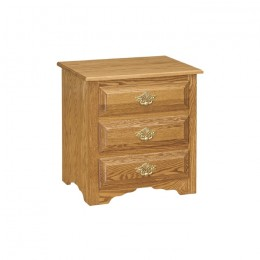 Springfield Three Drawer Night Stand