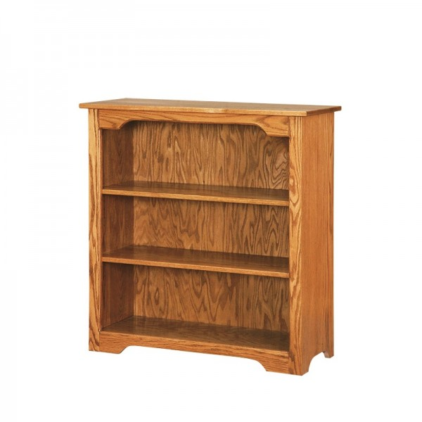 Shaker 3' Bookcase