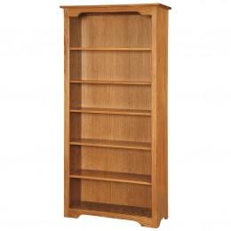 Shaker 6' Bookcase