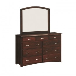 Lexington Mule Chest & Mirror