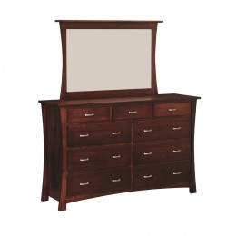 Madison Mule Chest & Mirror
