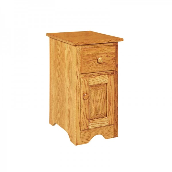 Small Shaker Night Stand - Country Lane Furniture