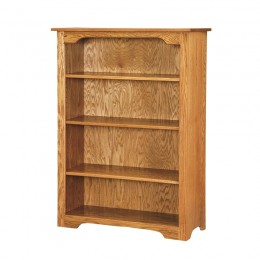 Shaker 4' Bookcase