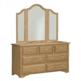 Springfield Dresser & Tri-View Mirror