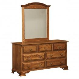 Hampton Dresser & Mirror
