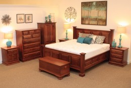 Handmade Hardwood Bedroom Sets - Nationwide Delivery - Country ...