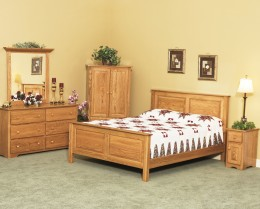 Annville Shaker Bedroom Set