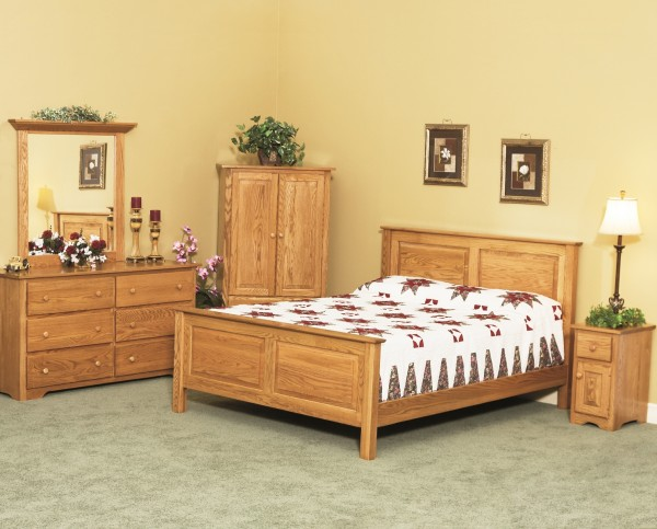 Annville Shaker Bedroom Set Shaker Bedroom