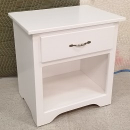 Annville Shaker 1 Drawer Night Stand