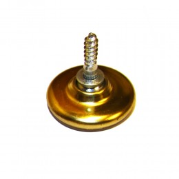 Brass Chair Glides