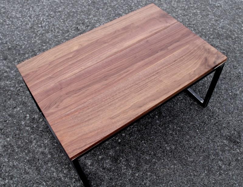 Custom Industrial Coffee Table   Custom Furniture PA   Custom Amish ...