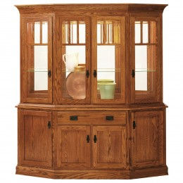 Mission Canted Hutch