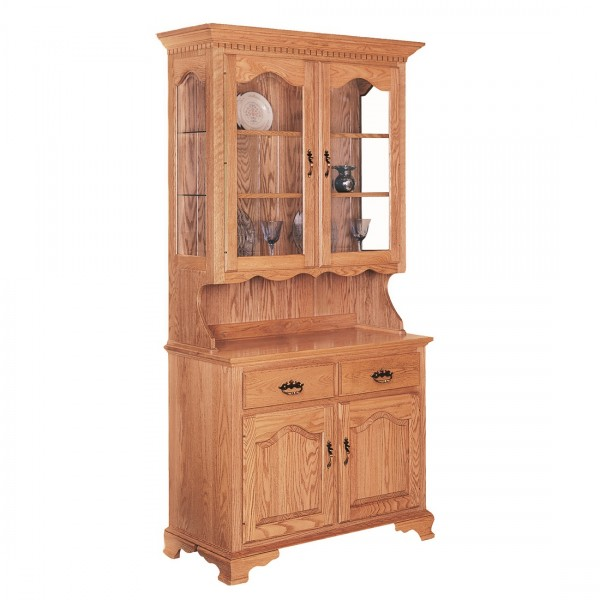 Brookville 2 Door Hutch