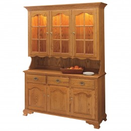 Brookville 3 Door Hutch